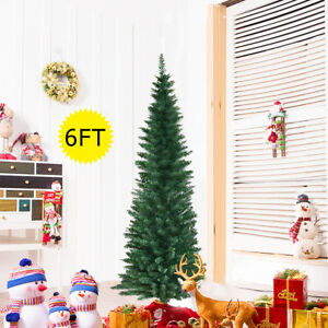 Image Is Loading 6FT 180CM Artificial Christmas Tree Xmas Decoration Trees