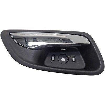 95175660 Inside Door Handle Black w/Chrome Right New OEM GM 2011-15 Chevy Cruze