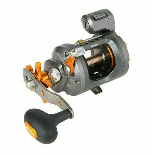 Okuma Cold Water Lineacounter Reel 2 1BB 4.2 1 20lb 420yd LH CW-303DLX