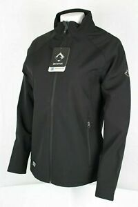 Dri Duck Women's Contour Soft Shell Jacket Black Water & Wind Resistant # 9439