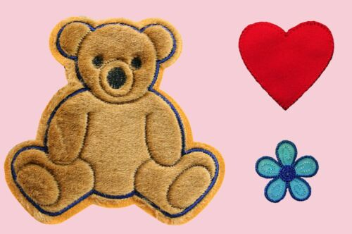 Hermosa Furry Bear Kaylee Firefly Costume Embroidered Sew On Patch DIY Cosplay