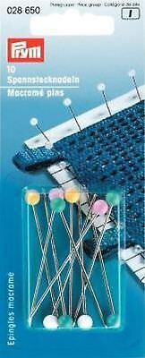 Prym Set Häkelnadeln 5,0-10,0 mm 5 Stück farbig sortiert 218599