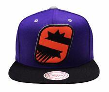 Phoenix Suns Cap NBA Mitchell & Ness Reflective Snapback Cap - New - One Size