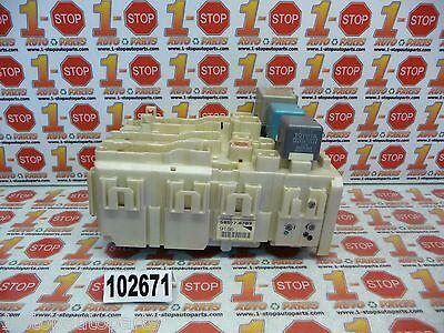 2005-2010 05 06 07 08 09 10 SCION TC CABIN FUSE BOX WITH ...