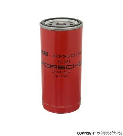 78-95 Purolator PC251 Oil Filter 928.107.201.07 Porsche 928