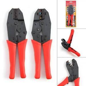 9-034-Ratchet-Crimper-Plier-Cable-Wire-Electrical-Crimp-Terminals-Crimping-Tools-UK