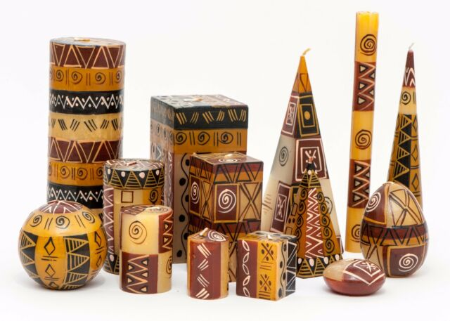 south Ebony and africa ivory