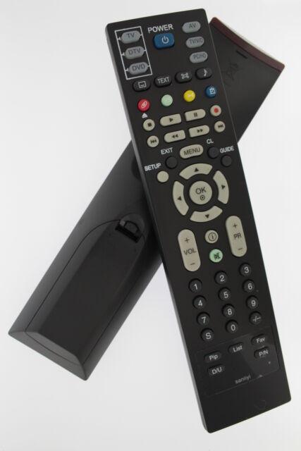 Genuine Replacement Remote Control For Hitachi 32HYC45 40HXC46 40HXT16U 42HXT12U