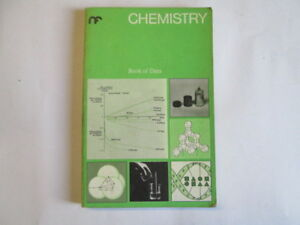 Good  Nuffield Chemistry Book of Data  Various 19680101 Light foxing Pages - Ammanford, United Kingdom - Good  Nuffield Chemistry Book of Data  Various 19680101 Light foxing Pages - Ammanford, United Kingdom