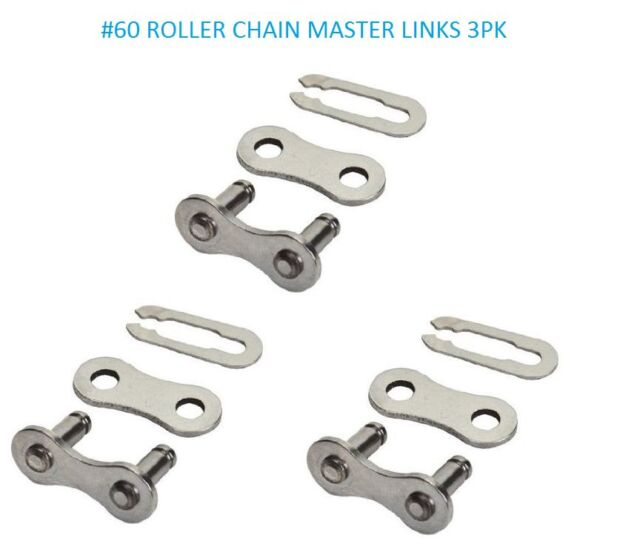 Daido  Steel  Roller Chain Connecting Link