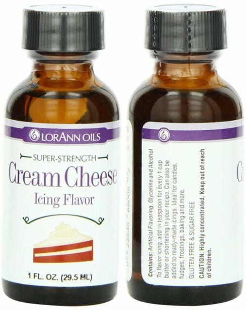 LorAnn Cream Cheese Icing Flavour