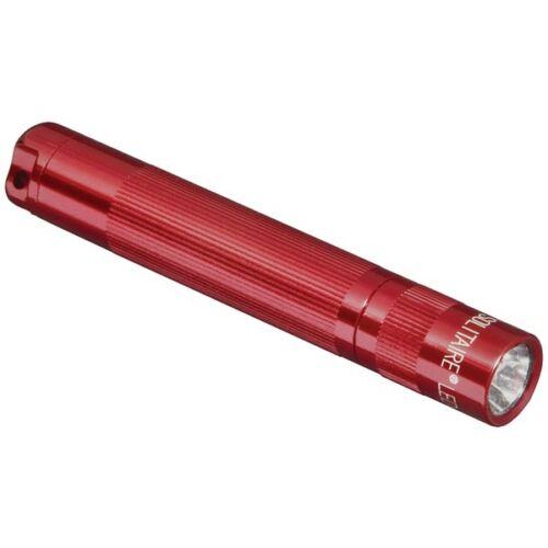 Maglite Sj3A036 37-Lumen Maglite R MGLSJ3A036 Red Led Solitaire