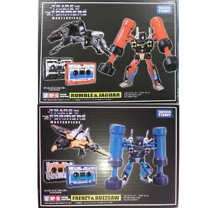 Transformers Takara Tomy Masterpiece MP15//16 set version KO in stock