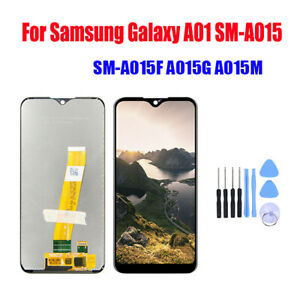 100-Original-LCD-Display-Touch-Screen-Digitizer-For-Samsung-Galaxy-A01-sm-A015F