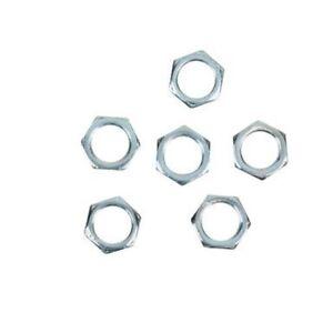 Nuts Hex 1/8 Ip Steel