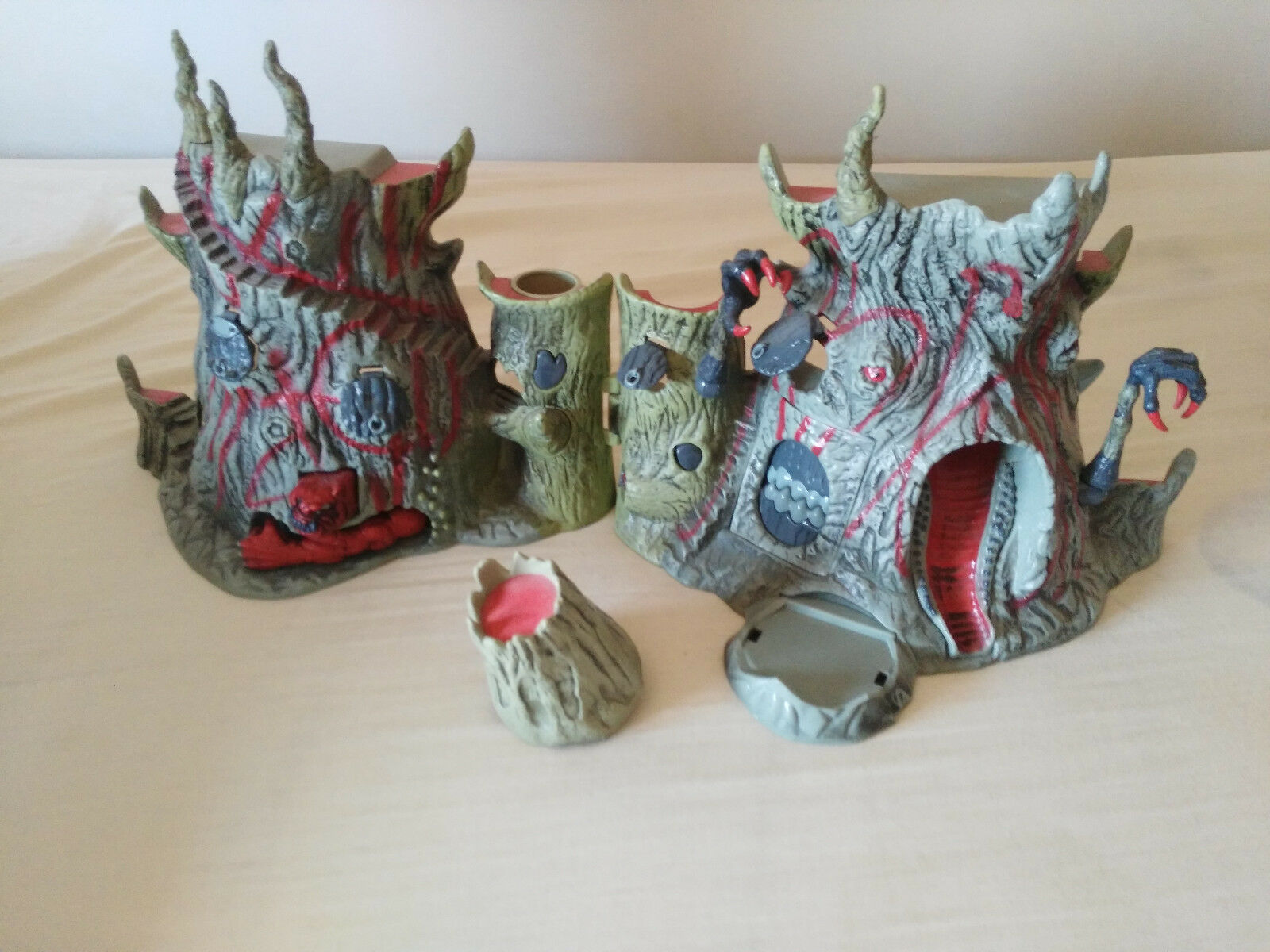 GORMITI ISLA VOLCANO MONTE VOLCANO LORDS OF THE NATURE SET SET SET TOY 4ada8d