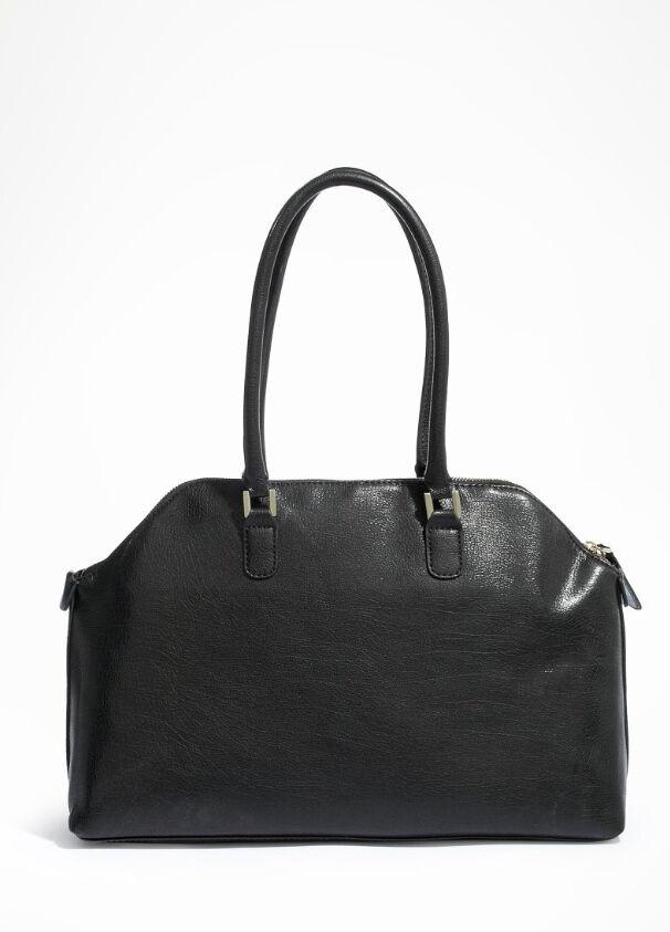 GUESS Luxury Handbag Ladies Angela Black