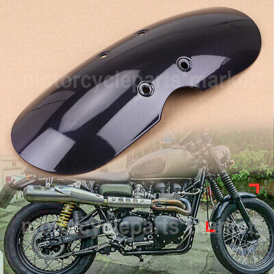 Front Short Fender for Triumph Bonneville T100 Scrambler Thruxton 900 01-06 XUE