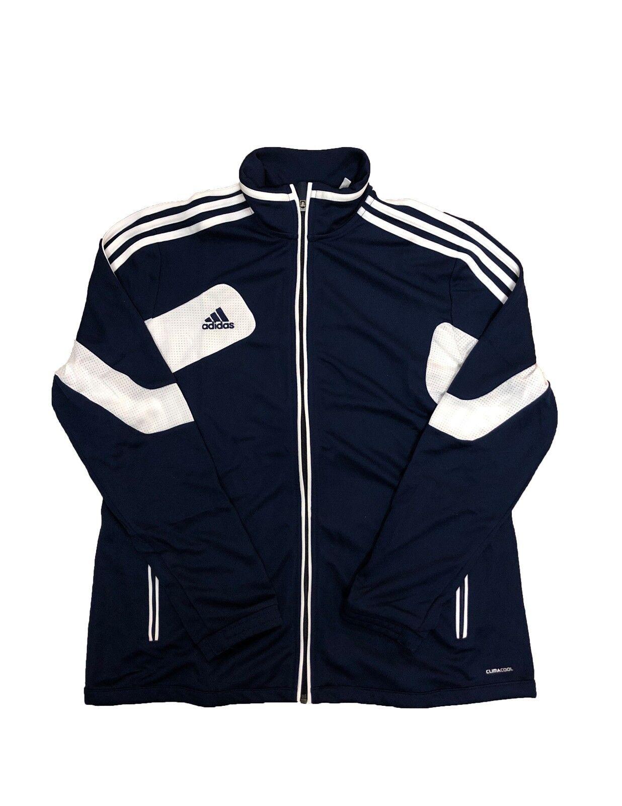 adidas Condivo 12 Training Jacket Navy Blue Soccer Womens XL