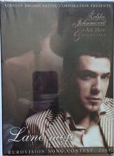 Eurovision Serbia 2004 Zeljko Joksimovic Lane Moje Promo CD/DVD BRAND NEW RARE