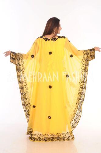 GET THIS MODERN ARABIC KHALEEJI BRIDAL WEDDING GOWN DRESS FOR WOMEN PARTY WEAR