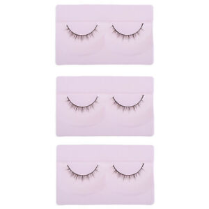 3cm 1 Pair of 1//4 Doll Accessories For Bjd Eyelashes Doll DIY Making