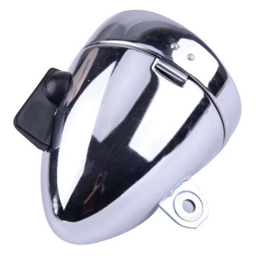 Waterproof LED Vintage Bicycle Bike Light Headlight Front Retro Head Fog Lamp