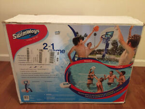 SwimWays-2-In-1-Volleyball-And-Basketball-Swimming-Pool-Water-Game-Set-00381