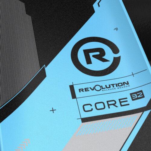Bongo Skateboard Surf Indo Rocker Trainer Revolution Core 32 Balance Board