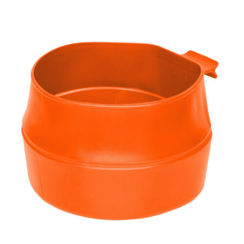 Wildo Sweden AB Fold-a-Cup 200 ml Camping Outdoor faltbecher Tasse Orange