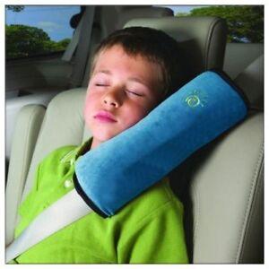 Image Is Loading UK Child Car Safety Seat Belt Pillow Shoulder