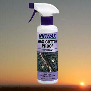 Nikwax-Wax-Cotton-Proof-Neutral-300ml-Deutsche-Ware