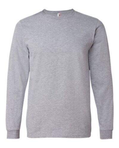 XL L 3XL SALE M NEW Anvil Lightweight Fashion Long Sleeve T-Shirt 949 S 2XL