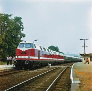 Roco-73888-HO-Gauge-DR-BR118-552-9-Diesel-Loco-IV