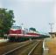 Roco-73888-HO-Gauge-DR-BR118-552-9-Diesel-Loco-IV miniature 1