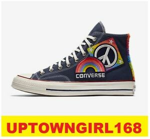 a6925549c878 Converse Chuck Taylor ALL STAR HI 70 Pride Parade Shoes LGBT US Men ...