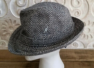 TROPIC Gaffer Trilby *Brand-new KANGOL HAT with the original tags*
