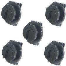 Lot of 5 Motorola KlickFast battery adaptor DP3400/1 DP3600/1 DP4800/1 S028
