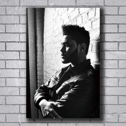 New The Weeknd Starboy Custom Poster Print Art Decor T-445