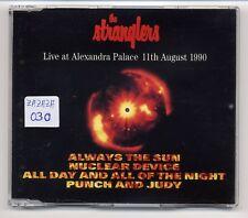 The Stranglers Maxi-CD LIVE AT Alexandra Palace 11th agosto 1990 - 4-Track CD
