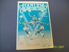 HARLEM GLOBETROTTERS NES 8 Bit Nintendo Vidpro Card