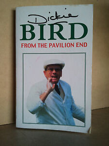 From-the-Pavilion-End-by-Dickie-Bird-Paperback-1999