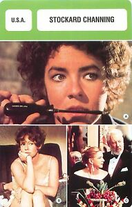 FICHE-CINEMA-USA-Stockard-Channing-ACTRICE-ACTRESS