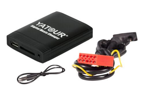 Yatour USB SD AUX MP3 Adapter für VW mit dem Radio Gamma 4