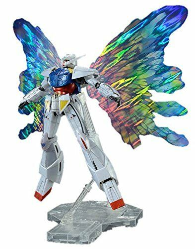 Kb10 BANDAI MG 1 100 WD-01 TURN A GUNDAM MOONLIGHT BUTTERFLY Ver Plastic Model