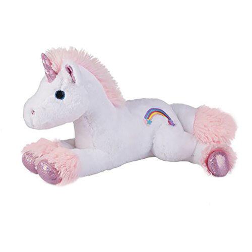 Ganz Baby Girl Plush Stuffed Animal Toy 16 inches White Astra Unicorn