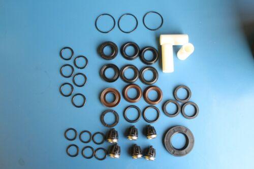 Interpump Oil Water Seal Valve Piston Kit for WS151 WS201 WS251 other ø 20 20 mm