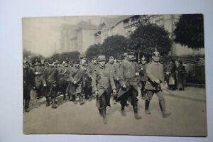 Ansichtskarte-Thueringen-Ohrdruf-Kriegsgefangene-Franzosen-um-1915