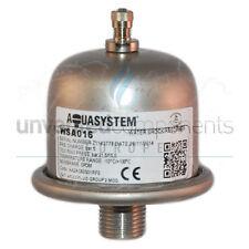Aquasystem Water Hammer Shock Arrestor Absorber WSA016 Stop Pipes Banging