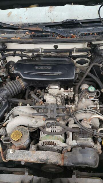1999 SUBARU LEGACY OUTBACK 2.5L ENGINE | eBay